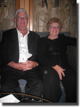 Dave & Nancy Barr -  Founders - Barr's Roofing