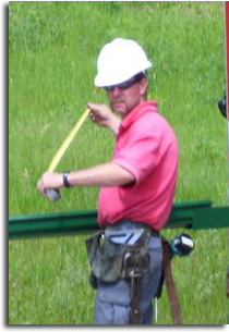 Scott Barr - Shop & Site Foreman - Barr's Roofing